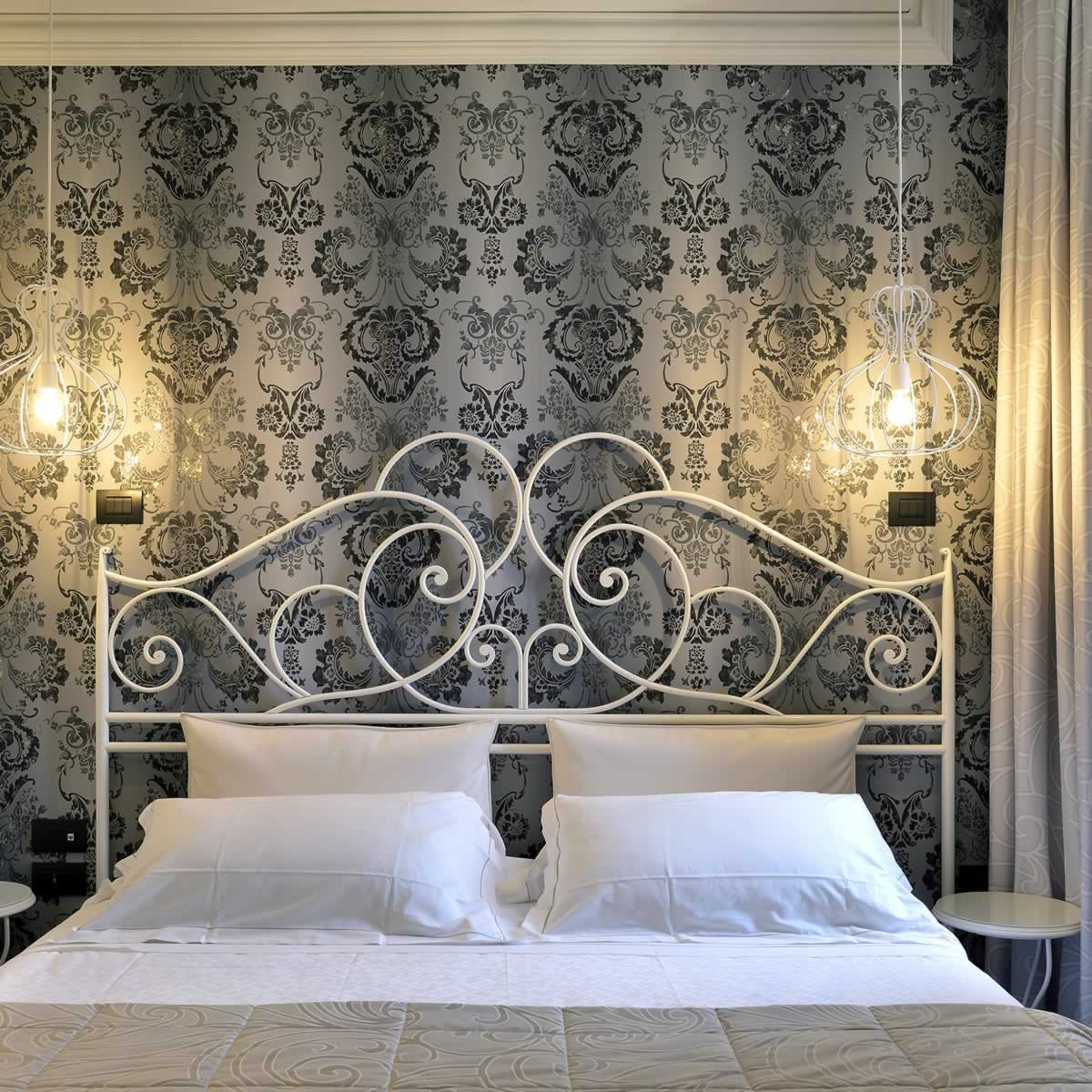 Letto Matrimoniale A Bologna.The Rooms