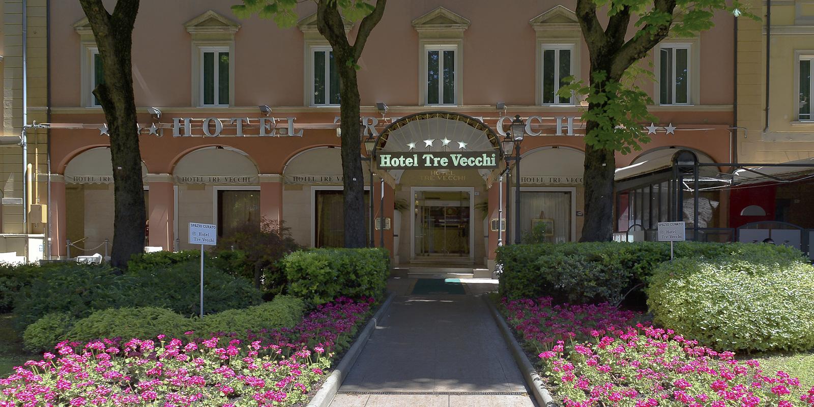Afbeeldingsresultaat voor Zanhotel Tre Vecchi**** in Bologna
