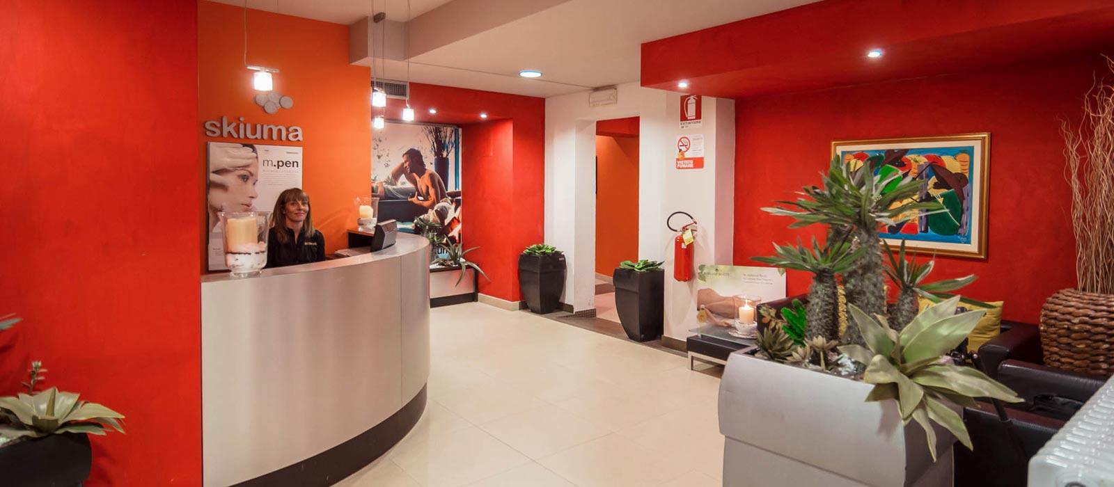Hotel con spa e piscina bologna skiuma hotel centergross for Hotel ortigia con spa